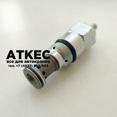 Клапан предохранительный главный для гидрораспределителя Q130 Q160