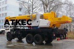 Руководство по эксплуатации Автокрана КС-45717К-3Р