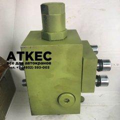 Гидроклапан тормозной КТ25Ф6М