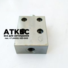 Гидрозамок опоры К1Г60А038Б4С