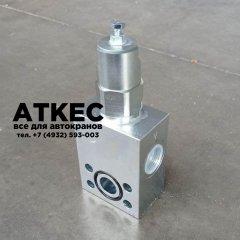 Клапан тормозной К1Т150105005Н0
