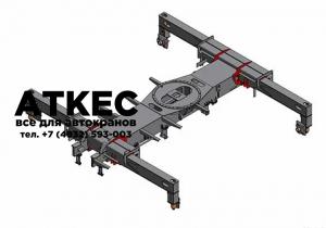Рама КС-35714К.30.500