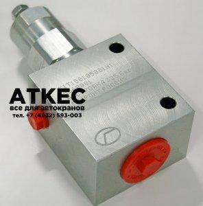 Тормозной клапан VOc